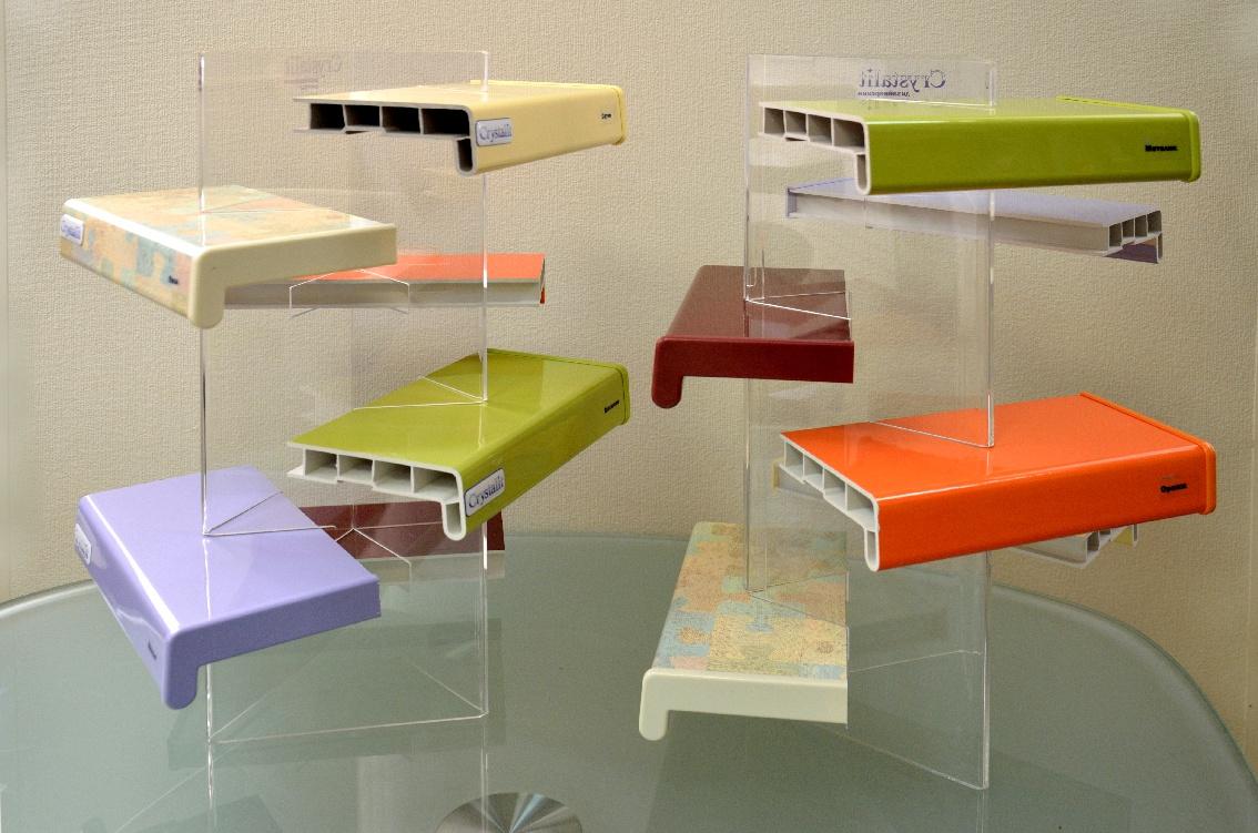 Дизайнерские стойки Crystallit