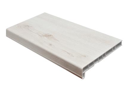 Crystallit белый дуб, глянцевый