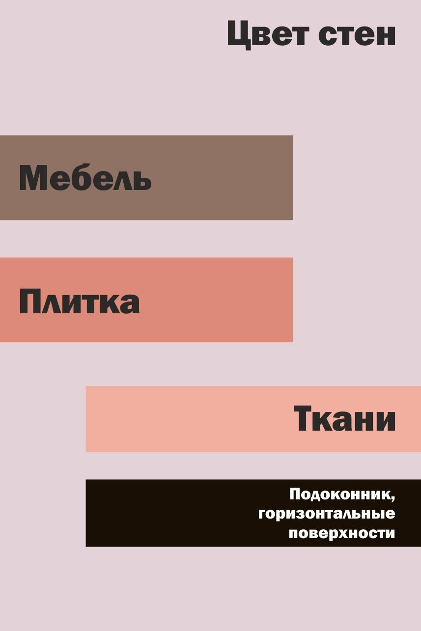 Рекомендации дизайнеров